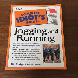 The Complete Idiot's Guide To Jogging and Running